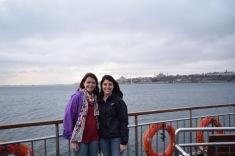 Visiting my best friend in Turkey